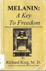 Melanin - Key To Freedom - capa